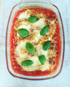chicken parmigiana italiaans kip parmezaan