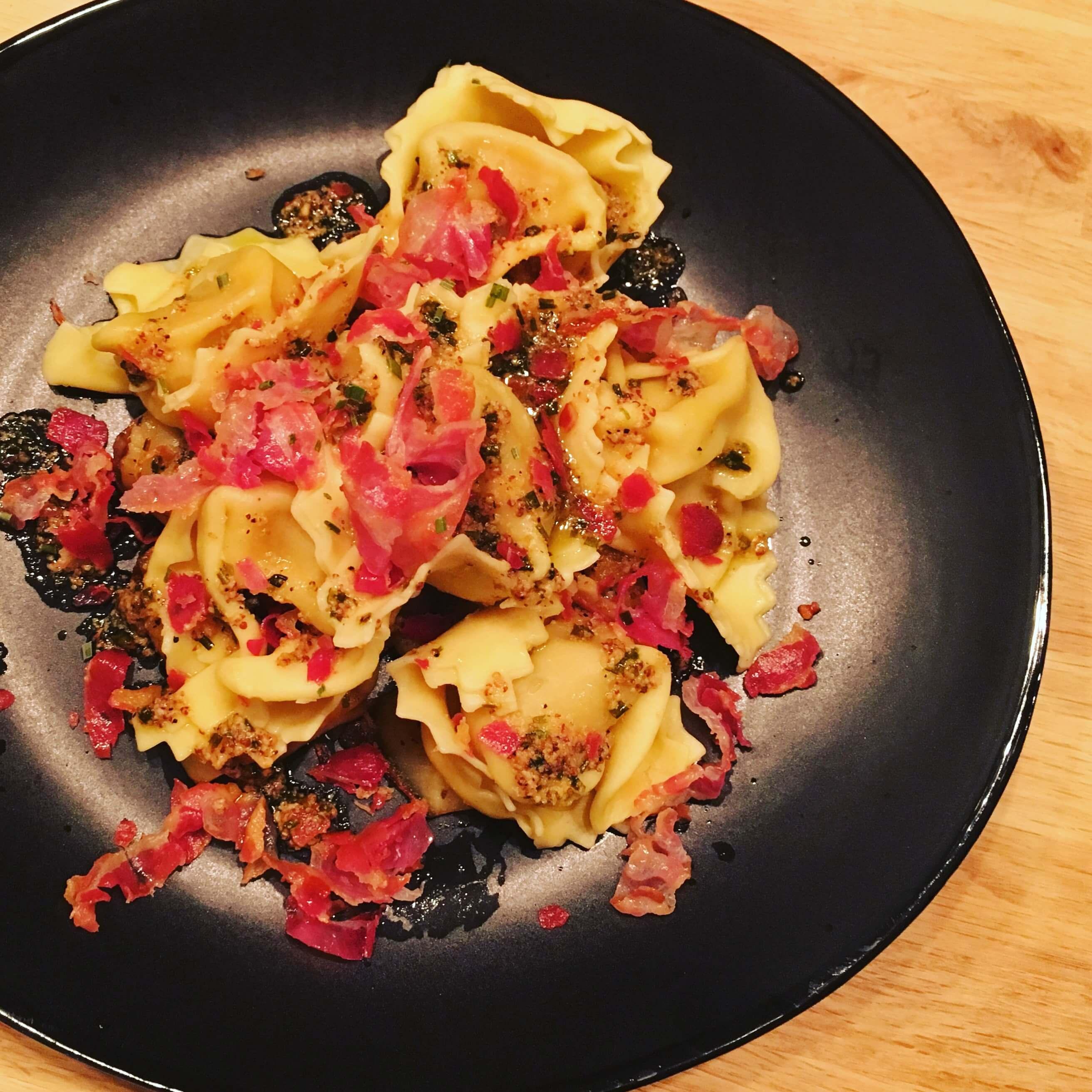 Fleurfood Pompoentortellino