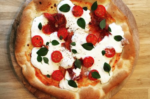 FleurFood Pizza